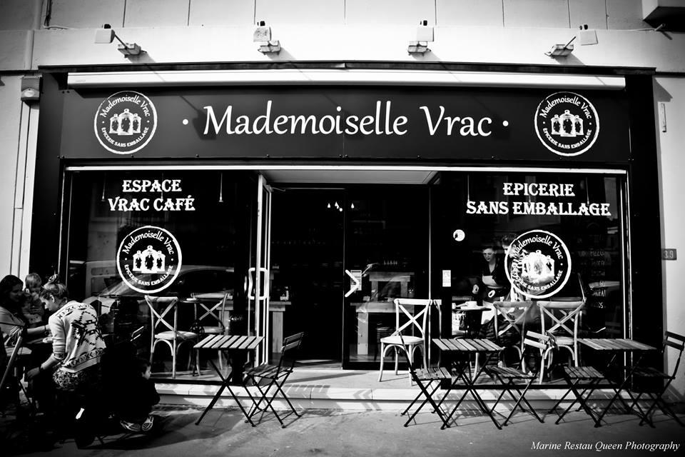 Vos boutiques Mademoiselle Vrac face au Covid-19